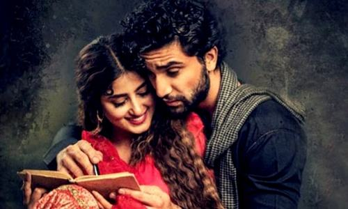 Sajal & Ahad Garner 'Best Couple' Nomination at a Global Platform