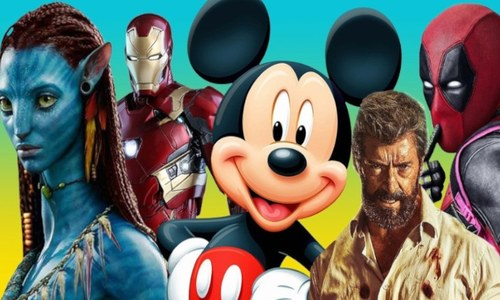 Disney Takes over Fox, Challenges Netflix