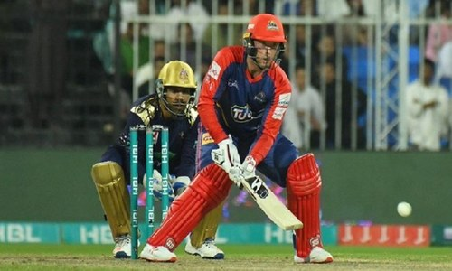 Karachi Kings Fell Well Short Again