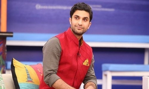 'I am Very Lucky to be Where I am Now' says Ahad Raza
