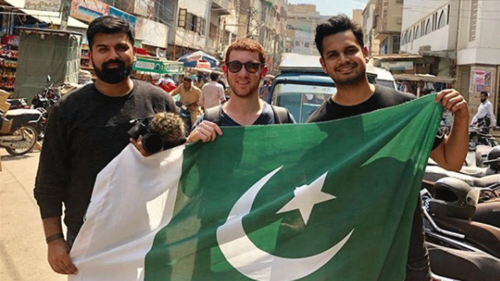 Foreign Travel Vlogger Drew Binsky is Overwhelmed by Pakistan's Hospitality