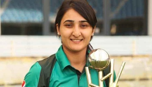 Bismah Maroof Named Captain for the South Africa Series