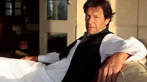 Pakistan's Prime Minister Enlisted Among the 100 Most Influential People