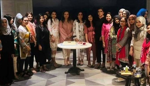 National Foods Launches Humqadam Program to Empower their Female Employees!