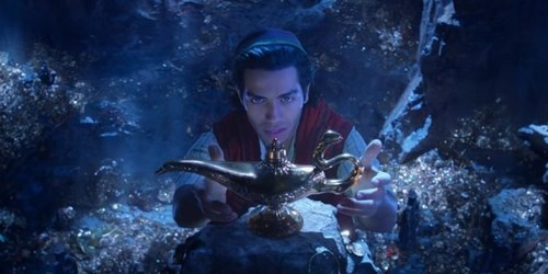 Aladdin All Set to Release in Pakistan!