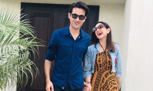 HIP Exclusive: Affan Waheed Re-Unites with Yumna Zaidi for Eid Telefilm