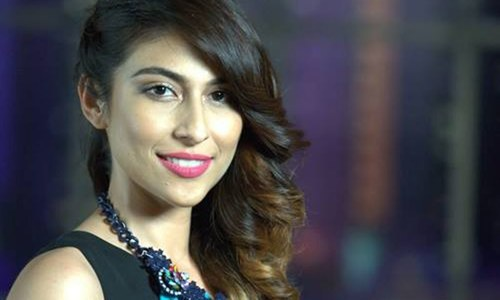 Meesha Shafi Over the Moon!