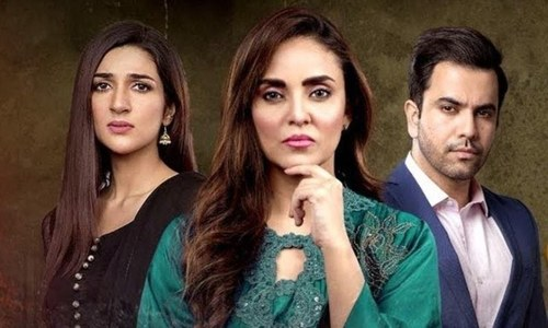 HIP Reviews Kamzarf''s Last Episode: Nadia Khan Stole the Show with Her Stellar Performance Last Night
