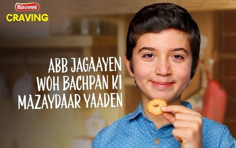 Bisconni Craving's New Ad Revives the Sweetest Childhood Memories!