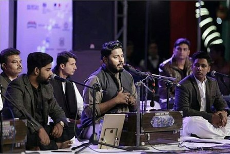 Hamza Akram Qawwal and Brothers New track 'Kesa Ishq' is Out Now!