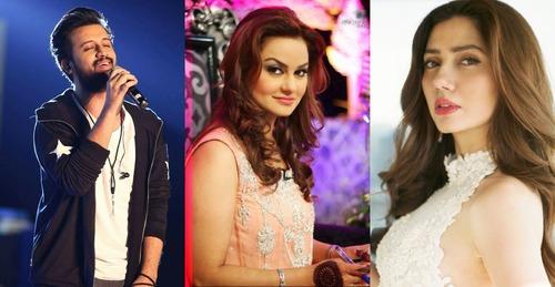 Javeria Abbasi Believes Atif Aslam And Mahira Khan Are Overrated!