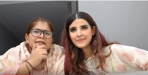 Danish Ali Releases a Rishta Aunty Video and People are Going Hysterical Over it