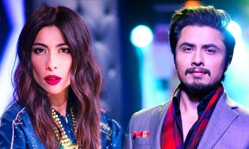 Meesha Files for 2 Billion Lawsuit Against Ali Zafar