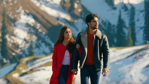 Sahad is returning to our TV screens with 'Ye Dil Mera'