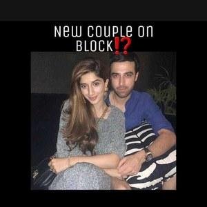 Has Mawra Hocane found her love in Afzal Leghari?