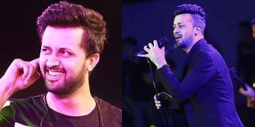 Atif Aslam rocked the stage at Arena Theater, Houston!