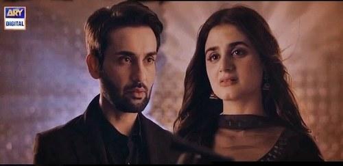Badar & Gaiti reunite for another intense love story in 'Ghalati'