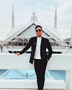 Jaafar Jackson wants to shoot a music video in Pakistan
