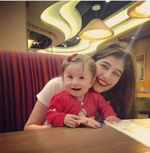 Syra Yousaf shares an endearing dialogue between daughter and her