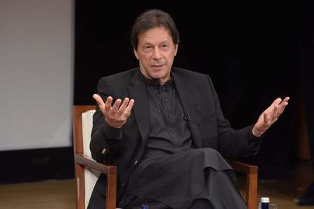 PM Imran Khan responds to Maria B. controversy