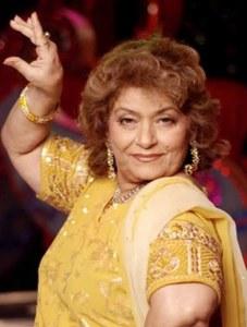 Legendary Bollywood  Choreographer Saroj Khan Passes Away at 71
