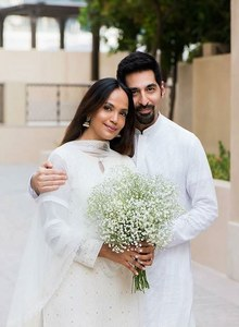 Aamina Sheikh Says 'I Do'
