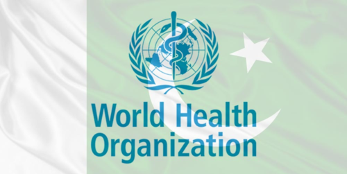 The World Health Organisation Commends Pakistan