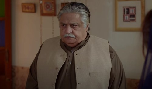 Manzoor Qureshi Steals The Show In The Latest 'Mushk' Episode