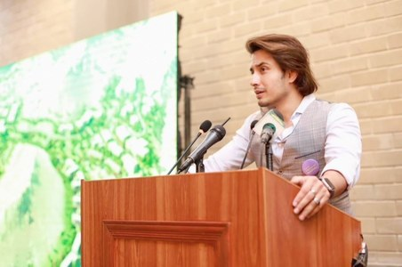 Ali Zafar Nominated as Knowledge City Ambassador
