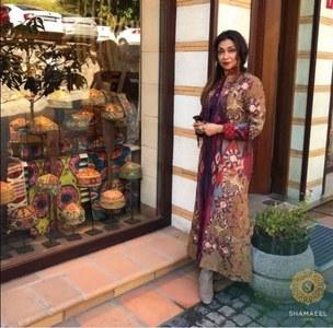 Shamaeel Ansari Pays Homage to Turkish Culture With Fashion