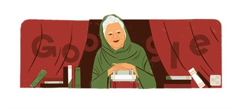 Google Celebrates Pakistani Novelist Bano Qudsia's 92nd Birthday