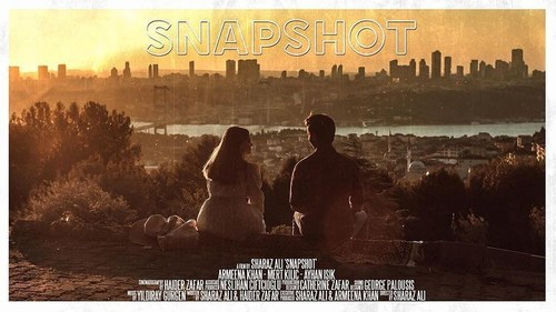 Armeena Rana Khan Makes a Splash With Short Film 'Snapshot': Teaser Revealed