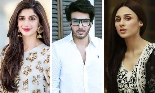 Ahsan Khan, Mashal Khan & Mawra Hocane Unite for an Upcoming Hum TV Drama