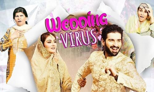 Wedding Virus on ARY Digital: A Story So Relatable in Times of Corona