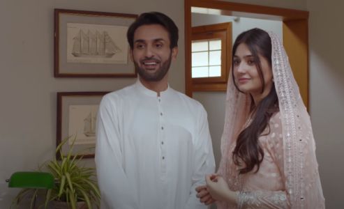 Pardes: Ebad Becomes Aiman's Knight in Shining Armour!