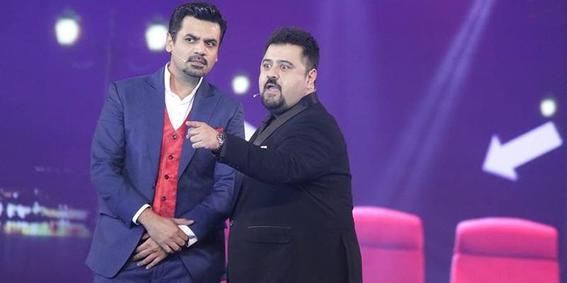 Eeep! It looks like they've spotted Humayun Saeed