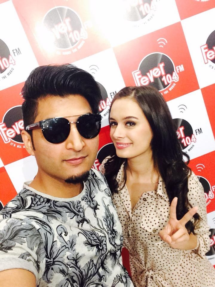 Pop Singer Bilal Saeed Sings For Indian Film Music Hip