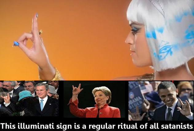 Top Ten Illuminati Celebrities | Illuminati Rex