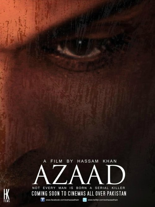 ... the most interesting part about 'Azaad' seems to be Mathira's elder sister, Rose Mohammad, playing the lead in it. A horror movie based on true events, ...