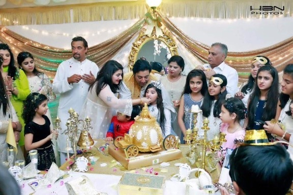 Javeria And Saud Throw A Star Studded Birthday Party For
