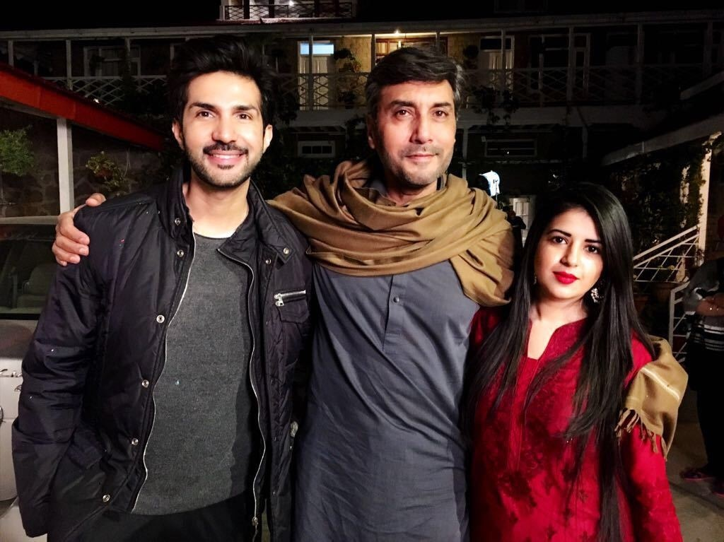 Adeel Chaudhry gears up for his latest project
