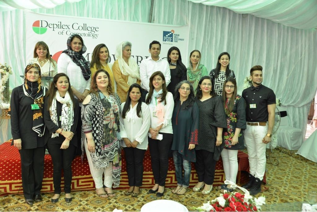 Depilex College Of Cosmetology Hosts Graduation Ceremony Of Their