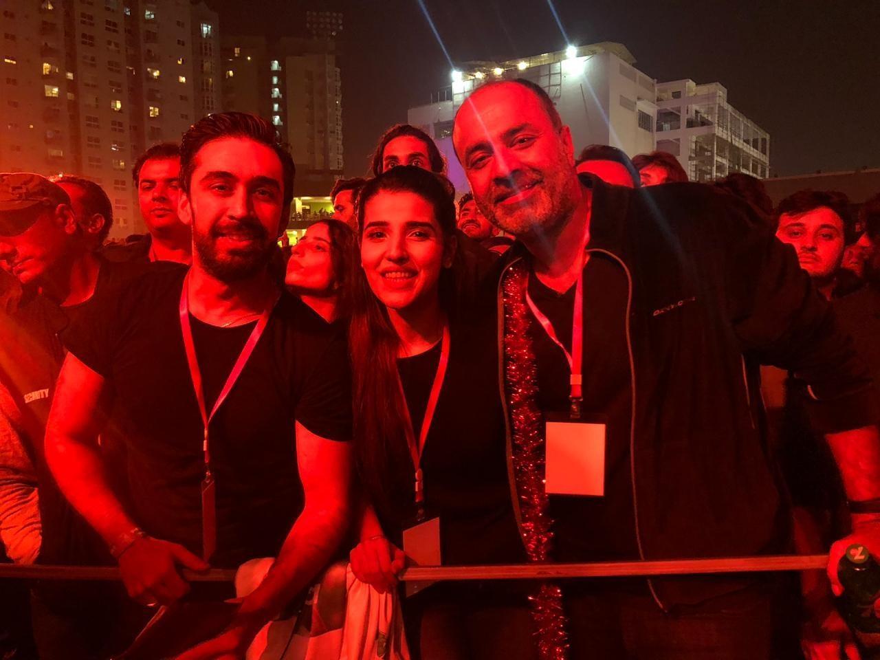 Karachi rocked to Sooper night of Junoon - HIP