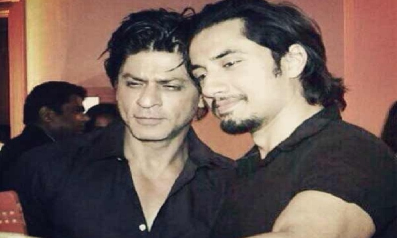Surprisingly Shahrukh Khan Wanted Ali Zafar S Rockstar In Zero Hip