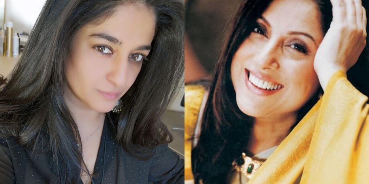 Nadia Jamil Speaks Up about Samina Peerzada!