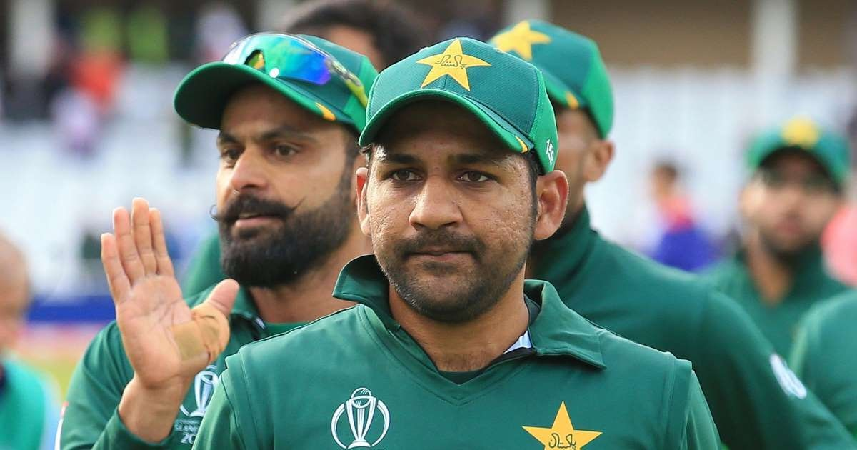 Pakistani Man Harassed Sarfaraz Ahmed in England!
