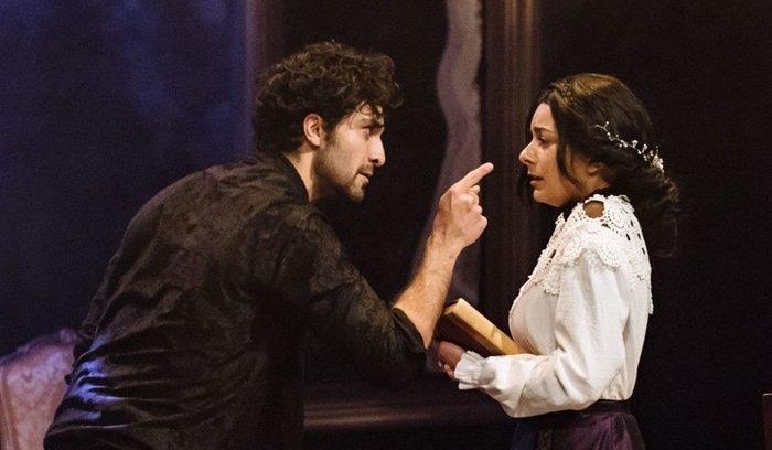 Ahad Raza Mir Wins an Award for Hamlet!