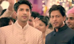 Adeel Chaudhry's Indian TVC is out and it's not bad