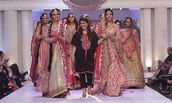 Telenor Bridal Couture Week kicked off with much fanfare
