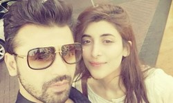 #SneakPeek: Farhan Saeed to romance Urwa on screen in new drama